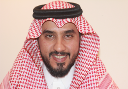 سعادة الأستاذ/  إبراهيم بن محمد الحيدري